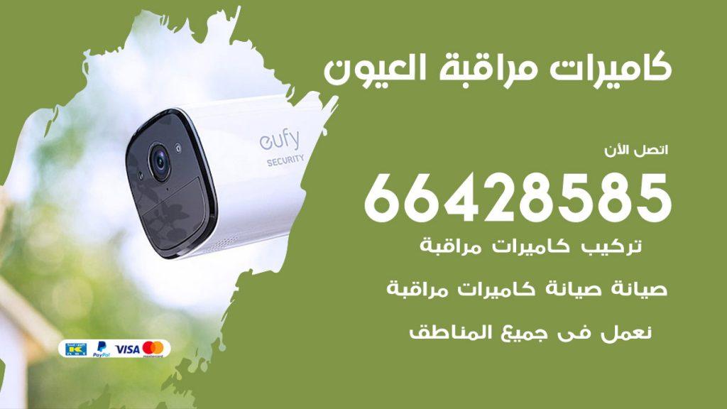 تركيب كاميرات مراقبة العيون